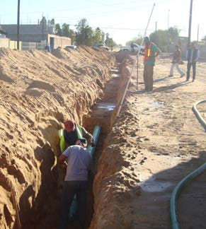 Wastewater Collection System Expansion to Unserved Areas (Phase III